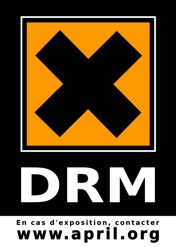 Les DRM sont des menottes numériques que la loi interdit de contourner
