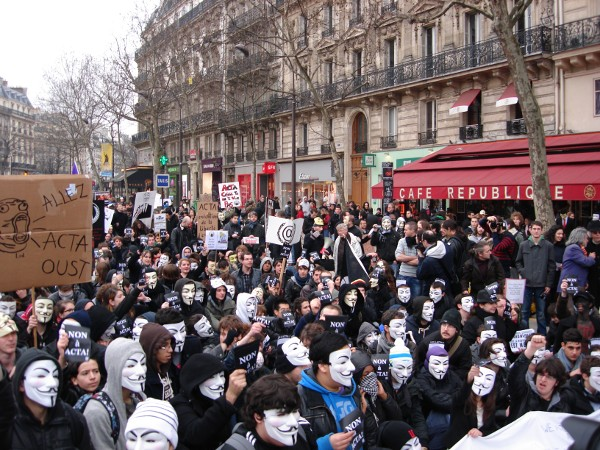 Photo de la manifestation